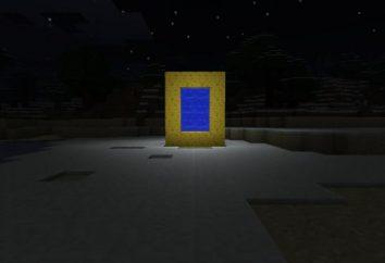 """Come fare un portale per la luna """"Maynkraft"""" e che la necessità di questo"""