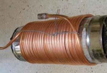 L'échangeur de chaleur dans le conduit de fumée pour le chauffage: types, les principes de fonctionnement, l'installation