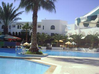 Hammamet Serail, Tunisia