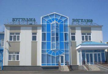 Aeropuerto Bugulmá: historia, rutas, información de contacto