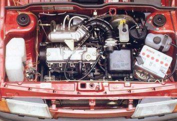 Moteur VAZ-2109. réglage du moteur VAZ-2109