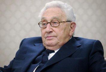 Genri Kissindzher: Diplomatie en théorie et en pratique