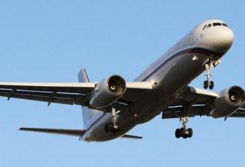 Tu-214 – il primo aereo di linea russo aggiornato requisiti internazionali