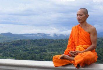 Buddismo – gli antichi insegnamenti d'Oriente. Quello che dovrebbe essere un monaco buddista?