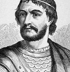 Na początku panowania dynastii Karolingów państwa Franków
