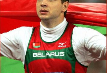 Białoruski lekkoatleta Wadzim Dziewiatouski: biografia, sport i kariera polityczna, życie osobiste