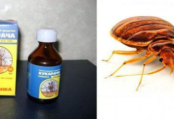 """""""Cucaracha"""" von Wanzen: Bewertungen und Anweisungen"""