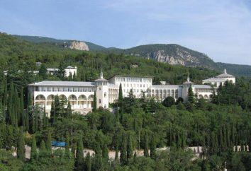 Sanatorium Górski Krym: odpoczynek i leczenie w jednym miejscu
