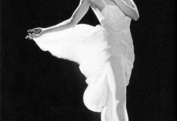 Ballerina Tamara Tumanov: biografia, praca w teatrze i kinie