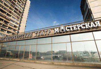 "Teatr ""Warsztat"" (St. Petersburg): teatr, repertuar, premiera sezonu, trupy, dyrektor artystyczny"