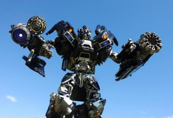 Autobot Ironhide. Transformatory