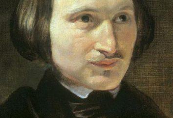 Bolos e Piskarev: características comparativas dos caracteres N. V. Gogolya