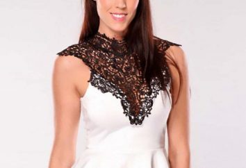 blusa de renda: modelos e estilos de moda. roupas femininas