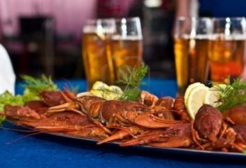 Aprender a cocinar cangrejos de río