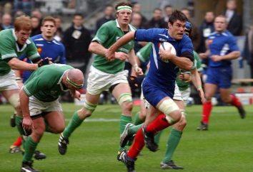 Futebol e rugby: a diferença está nos detalhes