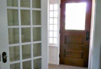 Tambour – um espaço de passagem entre as portas de entrada exteriores e interiores