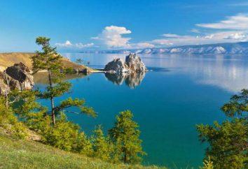 Ryba Baikal: lista, opis