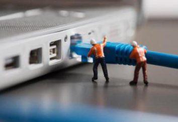 Manutenção de redes. Manutenção de redes de internet