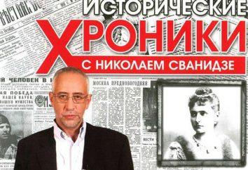 Svanidze Nikolay Karlovich: biografia, narodowość