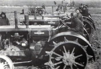 Le but de l'industrialisation de l'Union soviétique. Des années d'industrialisation, ses progrès, les résultats