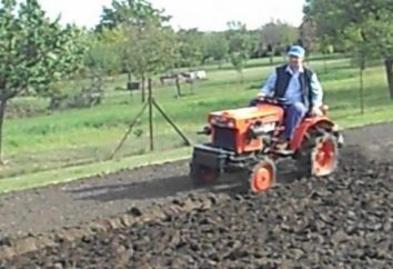 Tracteur « Uralets » et ses caractéristiques