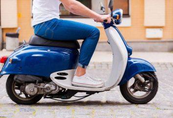 ¿Qué documentos se necesitan para un scooter?