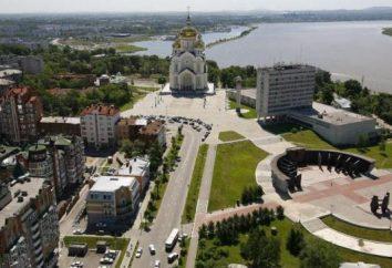 Terremoto en Jabárovsk, cuando sucedió a las consecuencias
