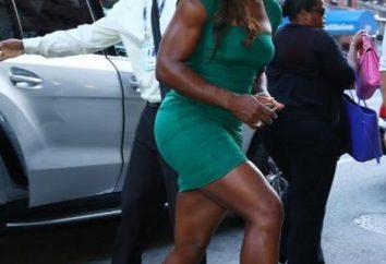 Serena Williams: wzrost, waga, wymiary i biografia tenis