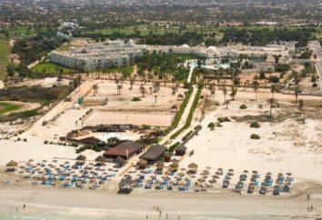 Yadis Djerba Golf Thalasso & SPA 5 * (Yerba, Túnez): descripción, comentarios