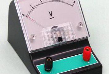 Che misura il voltmetro? Dispositivo per la misurazione della tensione