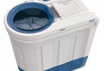 Come si digita la macchina dell'agitatore di lavaggio? Lavaggio tipo di macchina agitatore con rotazione: recensioni dei proprietari