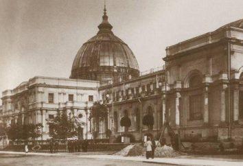 Planetarium, St. Petersburg: Übersicht, Merkmale und Bewertungen