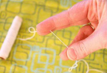 Il filo-gum: come cucire nel modo giusto?