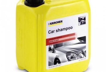 ¿Qué es un champú coche para lavado de automóviles sin contacto, y cómo elegir el correcto?