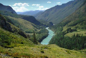 Sayan: altura. Montañas de Sayan y Altay cualquier superior?