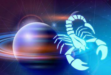 Saturne en Scorpion femmes et les hommes