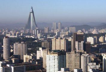 Stolica Korei Północnej: opis