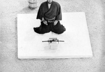 Seppuku y harakiri: la diferencia de trato