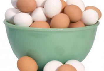Wie schwer ist das Huhn und Ei definiert