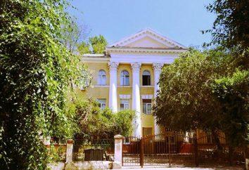 Wołgograd Państwowy Instytut Sztuki i Kultury: wydziały i opinie