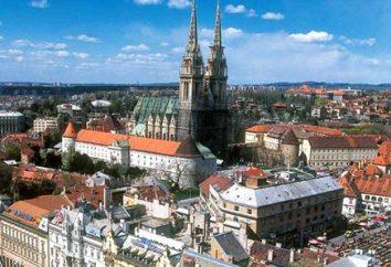 La capital de Croacia – Zagreb