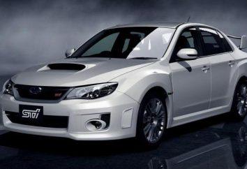 Tous les plus intéressants de la « Subaru Impreza »: Les caractéristiques, design, intérieur et de l'équipement