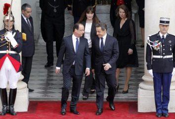 elezioni presidenziali francesi. disposizioni della Costituzione