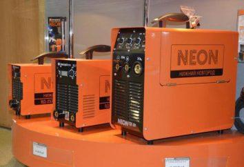 """Spawanie """"Neon"""" aparatura (NEON): cechy marki. sprzęt spawalniczy"""
