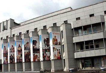 "Teatr Muzyczny (Krasnojarsk): repertuar trupa spektaklu ""Casanova""."