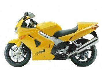 Motocykl Honda VFR 800