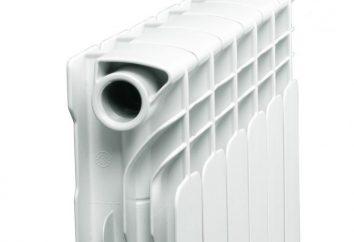 Lo que es diferente de los radiadores de aluminio y bimetálico que es mejor?