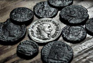 Numismática: monedas antiguas y romanas