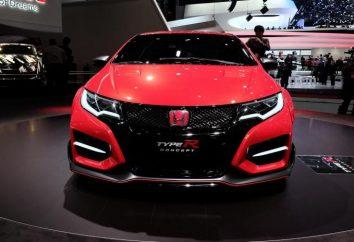 Honda Civic Type-R: nadążająca za czasem