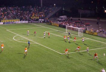 ¿Qué es un partido en el fútbol?